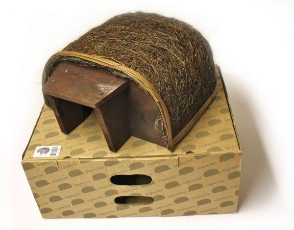 Hedgehog Habitat