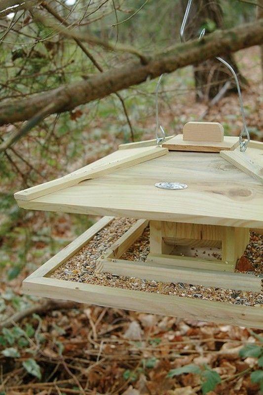 Japanese Bird Feeder