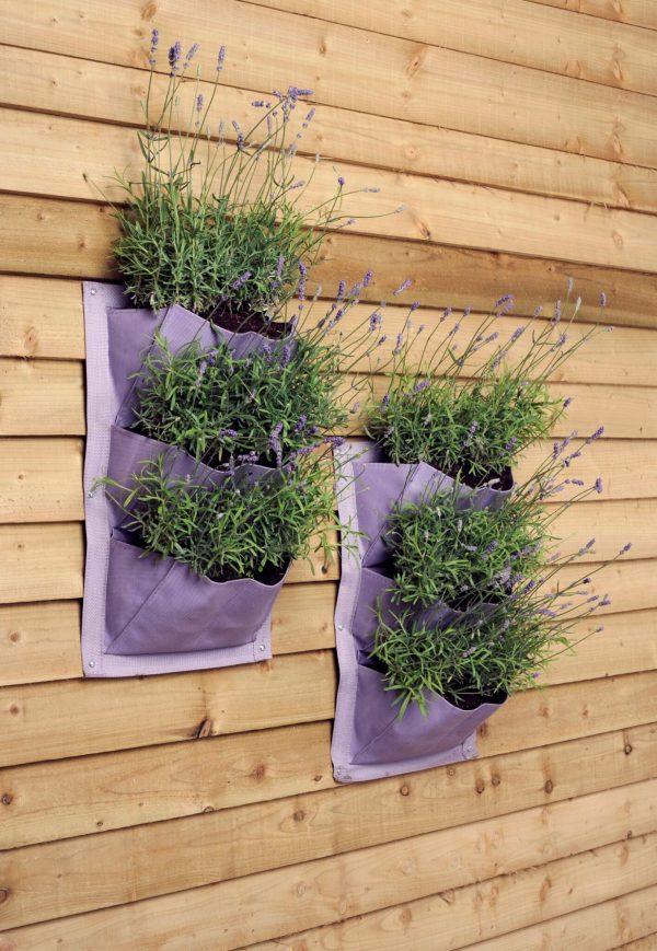 Lavender Verti Planter