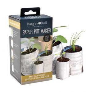 Newspaper Pot Maker
