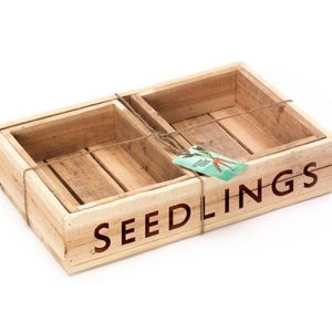 Wooden Seed Trays